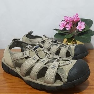Croft & Barrow Ortholite Fishermen Sandals Sz. 11